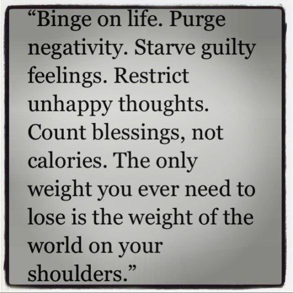 BINGE ON LIFE