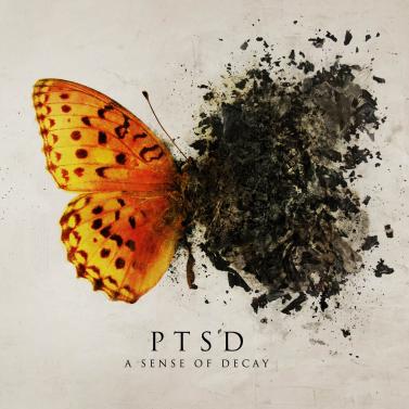 PTSD butterfly