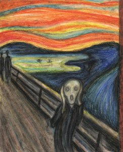 the_scream_munch_artcover_by_yourlittlepsycho-d2z2lyb