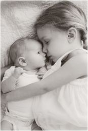 followpics - sister & baby brother - blog