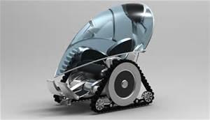 stiar climbing wheelchair in bubble