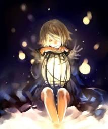lantern girl 1